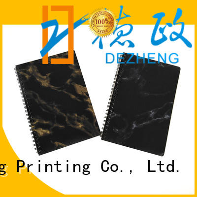 Dezheng at discount customized notebooks student for notetaking