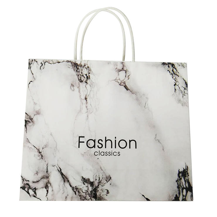 custom paper shopping bags for sale