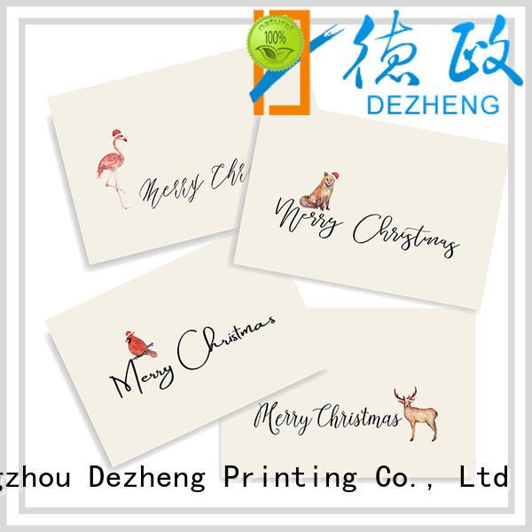 Breathable christmas greeting card get quote