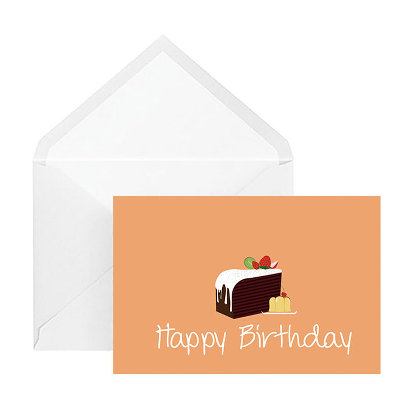 4x6 Inches Custom Printing Cute Happy Birthday Cards For Children
