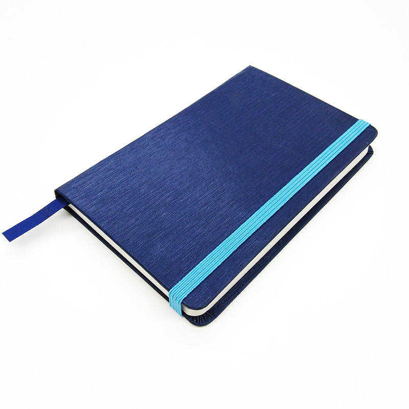 A5 Custom High Quality Hardcover PU Leather Journal Writing Notebook