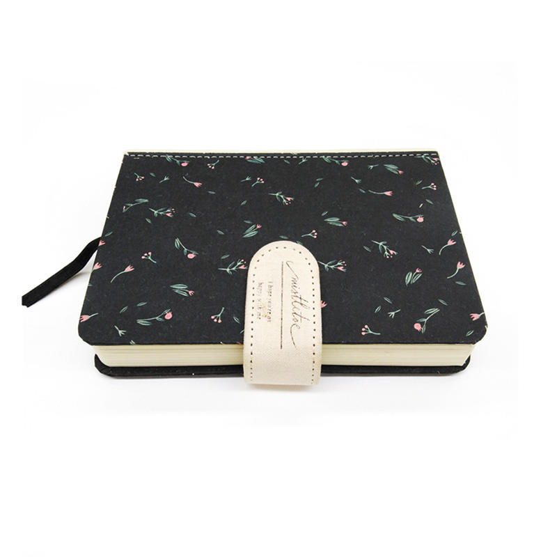 product-Hard Cover A4 A5 A6 Custom Refillable Writing Business Planner Notebook With Elastic Band-De-2