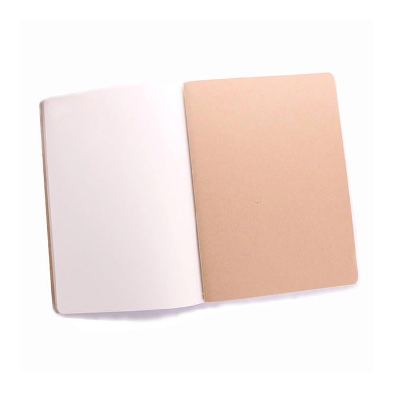 A5 Custom Sewing Binding Paper Notebooks With Dot Grid Pages