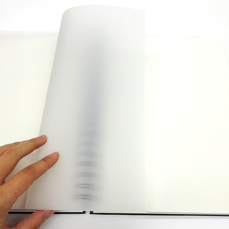 Anniversary Wedding Home Gift DIY Memory A4 Black Photo Album Scrapbook