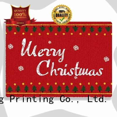 Dezheng greetings modern christmas cards get quote For festival gift