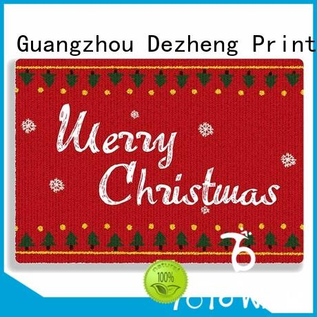 high quality custom christmas cards pattern Dezheng