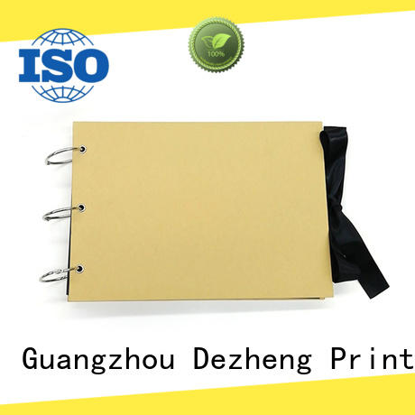 Dezheng Top Bulk Buy Scrapbooks manufacturers For Gift