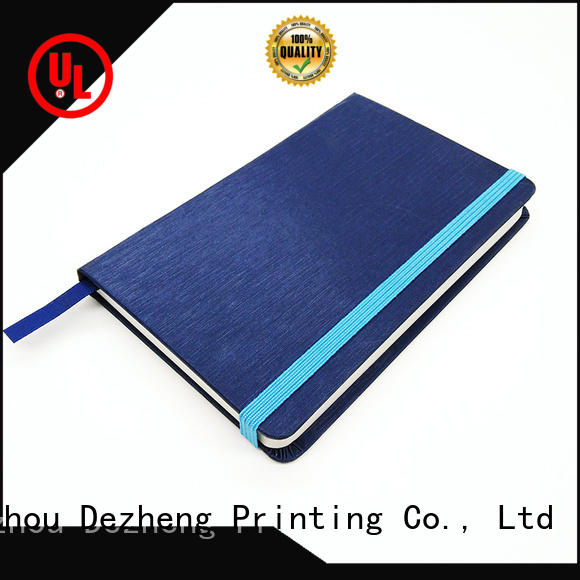 Dezheng planner Factory Direct Notebooks customization For journal