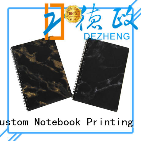 Dezheng eco Custom Notebook Manufacturers Supply for notetaking
