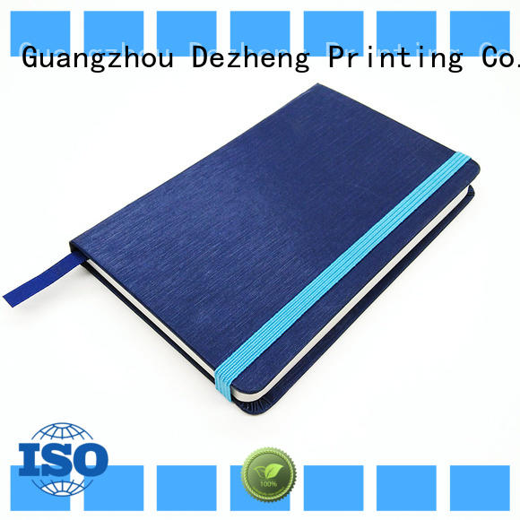 Dezheng cover School Notebook Manufacturers company For journal