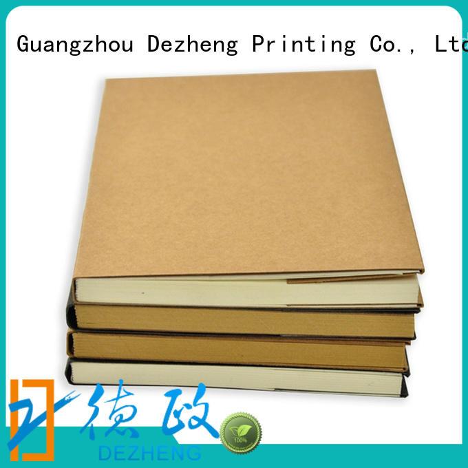 Dezheng free design notebook company Suppliers