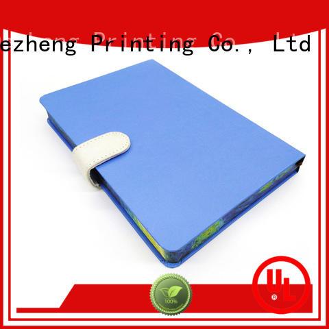 Dezheng latest custom journal notebook planner For note-taking
