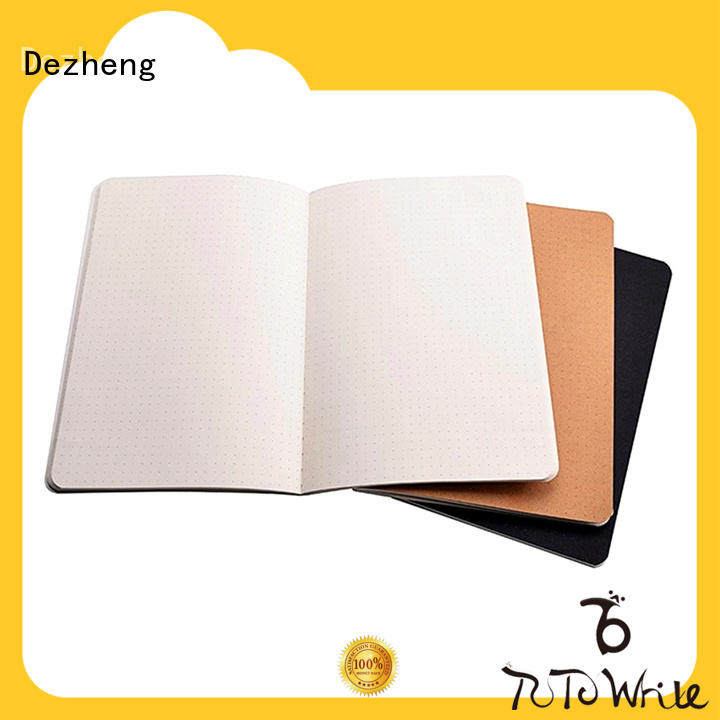 Dezheng personalized grid paper notebook For student