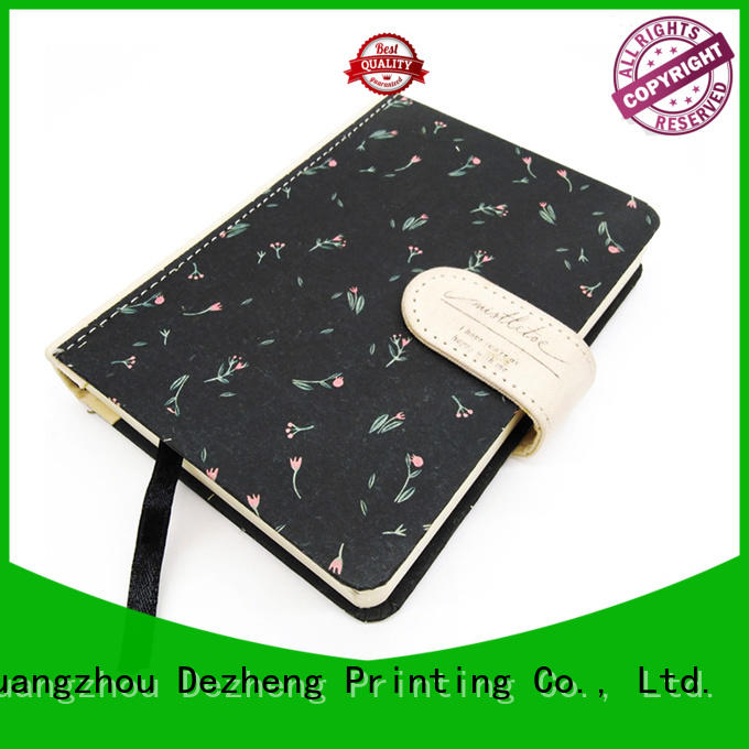 Dezheng durable personalized notebooks buy now For note-taking