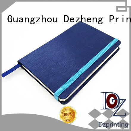 Dezheng blue Notebooks For Students Wholesale customization For note-taking