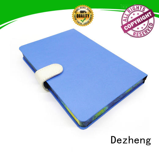 Dezheng writing hardback notebook ODM For note-taking