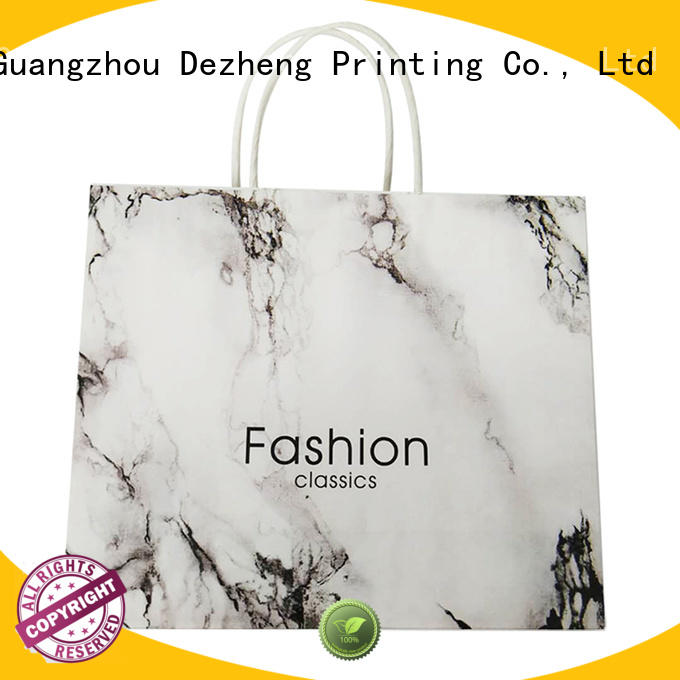 Dezheng Best paper bag company for business for friendship