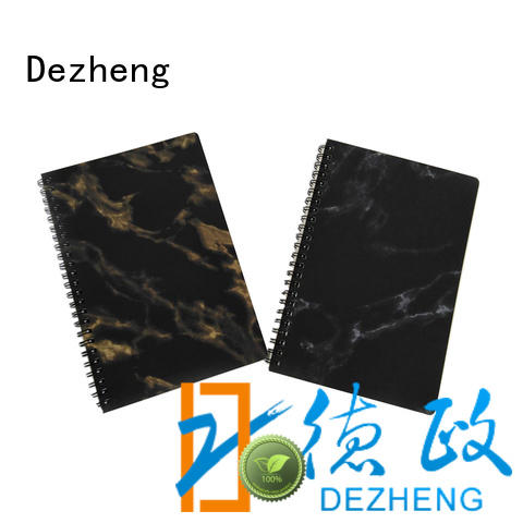 Dezheng Top custom notebooks and planners manufacturers for journal