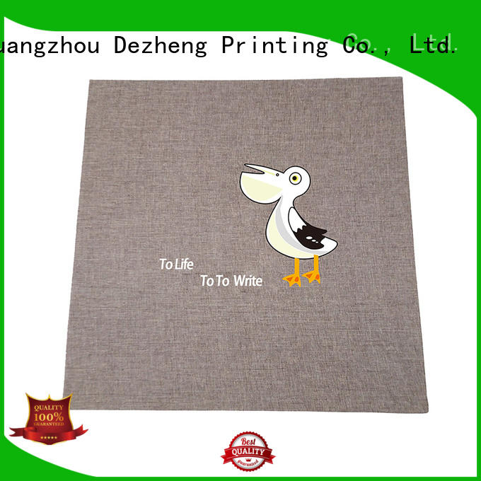 Dezheng Breathable photo scrapbook for wholesale for gift