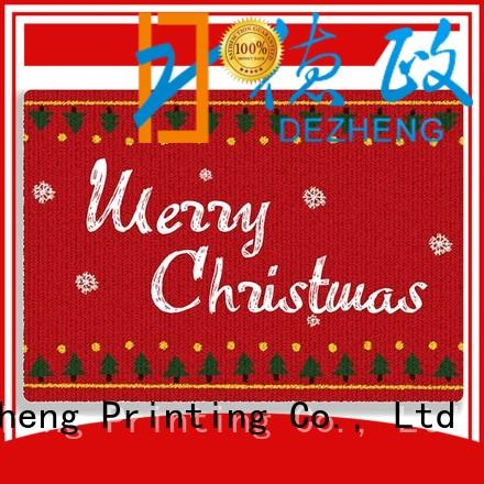latest personalised christmas cards merry OEM