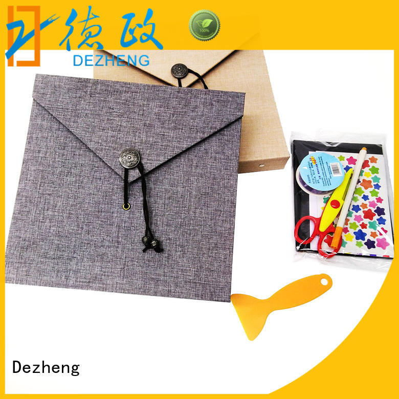 Dezheng High-quality self stick albums for photographers company for festival