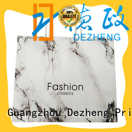 Dezheng bag paper merchandise bags buy now for gift