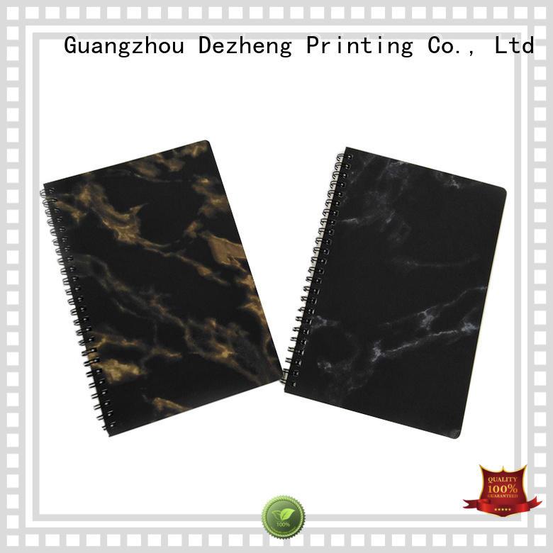 Dezheng spiral manufacturers for notetaking