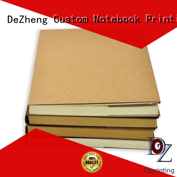 Dezheng solid mesh personalized notebooks customization For notebooks logo design
