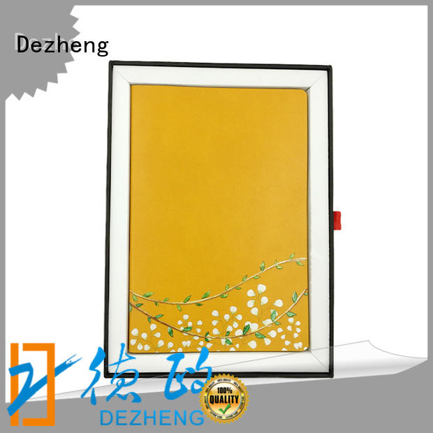 Dezheng inner Best Notebook Manufacturer ODM for note taking