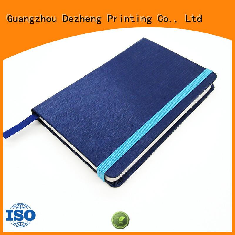Dezheng hard Custom Journal Manufacturers For journal