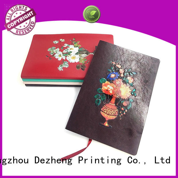 Dezheng notebook personalised leather notebook buy now for note taking