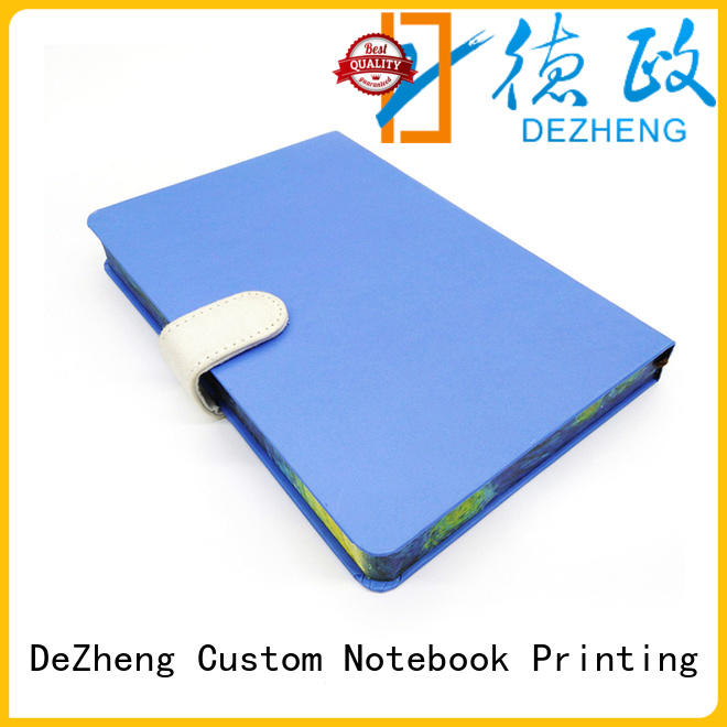 Dezheng high-quality Notebook Manufacturer for wholesale For note-taking