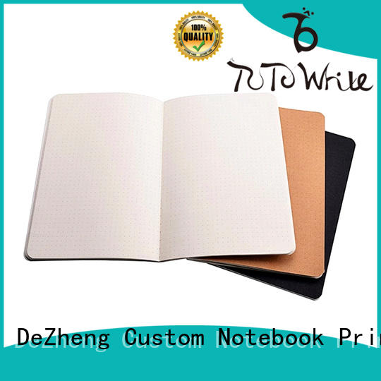 New high quality paper notebooks pages manufacturers For student