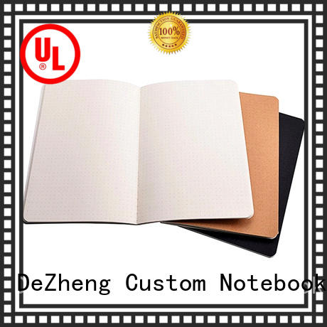 Dezheng latest journal notebook for wholesale For meeting