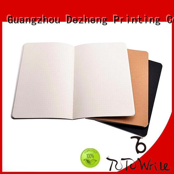 notebooks blank paper notebook free sample For business Dezheng