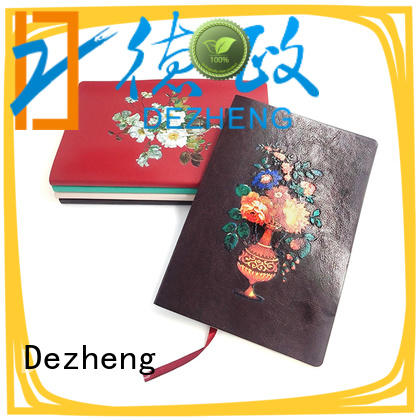 Dezheng edge notebook company supplier for career