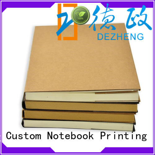 Dezheng Latest Leather Journal Manufacturer manufacturers For notebook printing