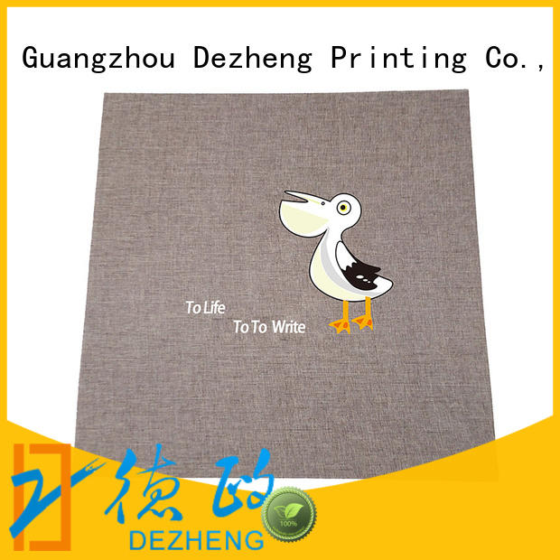 Dezheng looseleaf photo album self adhesive pages Supply for festival