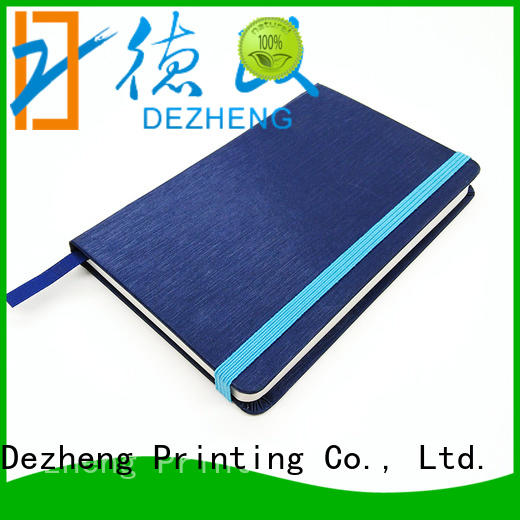 Dezheng latest personalized hardcover notebook journal For journal