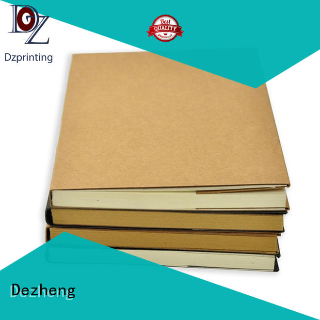 Dezheng Top custom notebooks and planners for business
