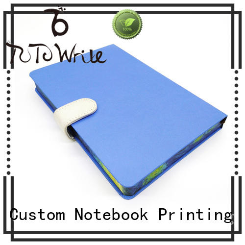 Dezheng band hardcover notebook OEM For note-taking