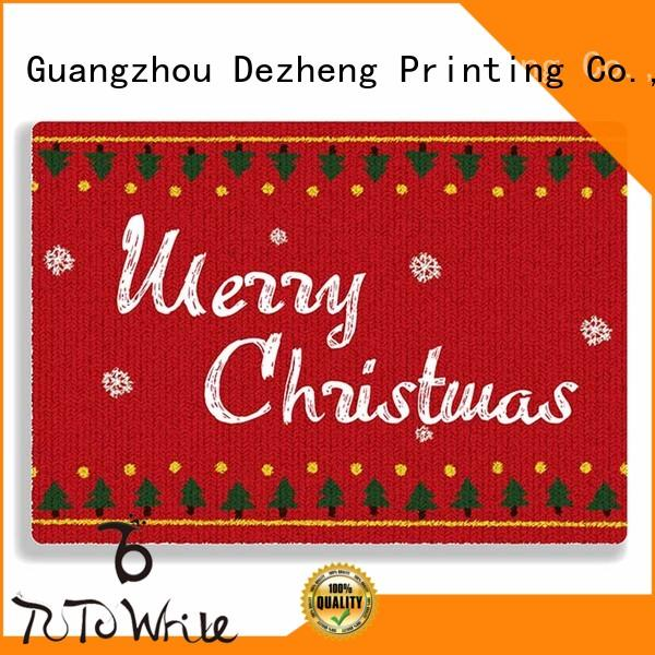high-quality xmas cards merry ODM For festival gift