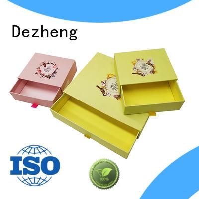 Dezheng cardboard paper box Supply for festival