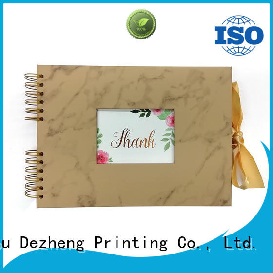 Dezheng durableBest photo album leather for business For photo saving