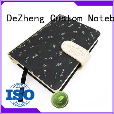 Dezheng band custom notebook for business For note-taking
