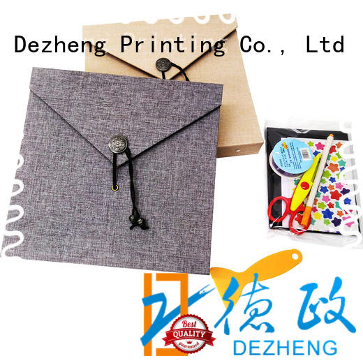 Dezheng durableBest photo album self adhesive for business for gift