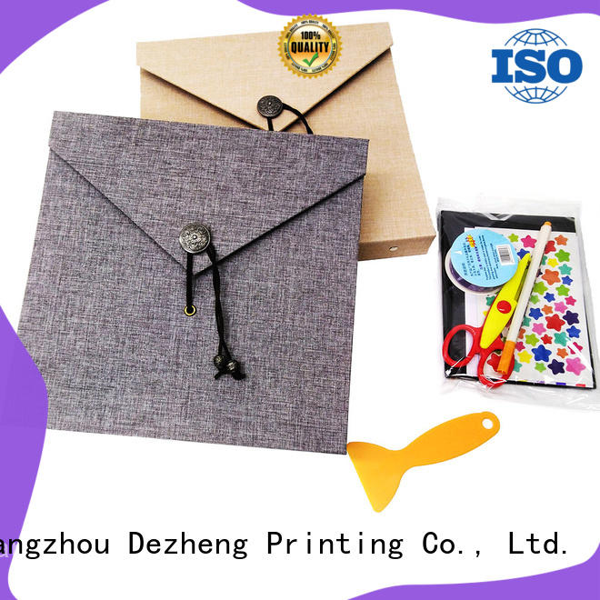 Dezheng funky picture scrapbook free sample for festival