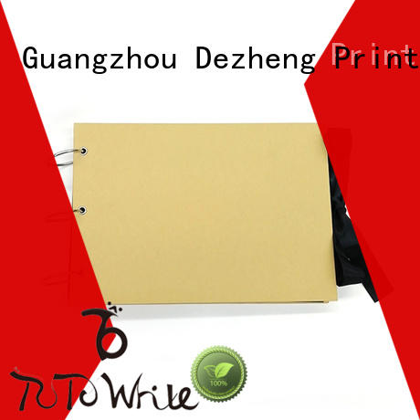 high-quality recycled paper photo album paper company For Gift