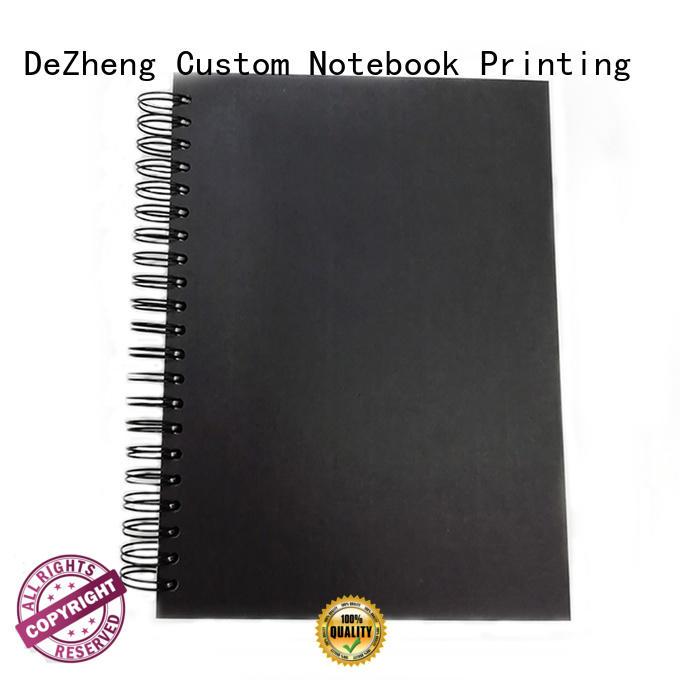 Dezheng funky Scrapbook Manufacturer OEM For Memory