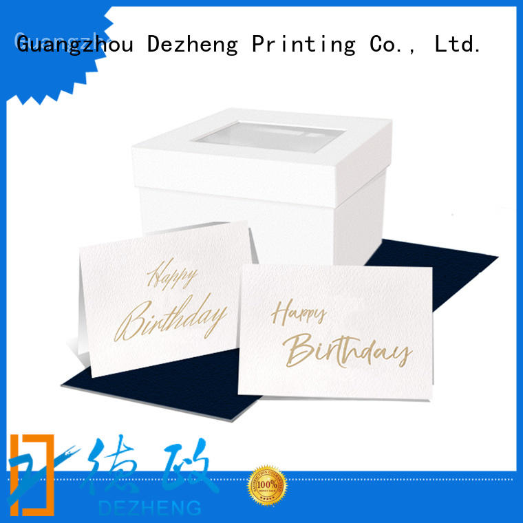 portable children's birthday cards 4x6 bulk production For birthday
